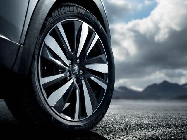 Pneus Michelin Peugeot 3008 SUV